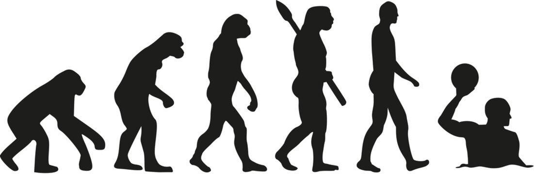 Water polo evolution