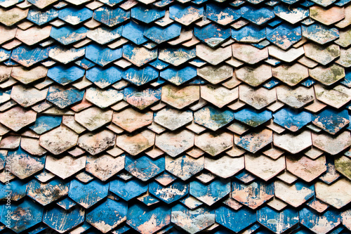 Clay Roof Tiles Stock Photo And Royalty Free Images On