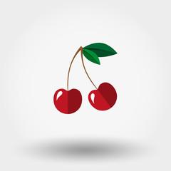 Cherry icon.
