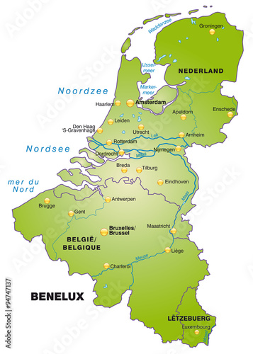 an overview of the country of belgium