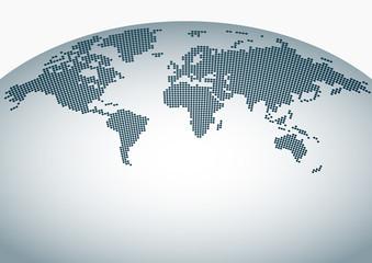 Noktalarla  Dünya (Panorama)
