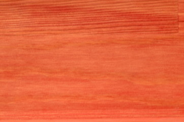 Red wooden background with blurry effect