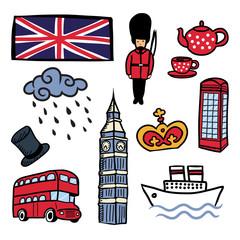 Great britain elements
