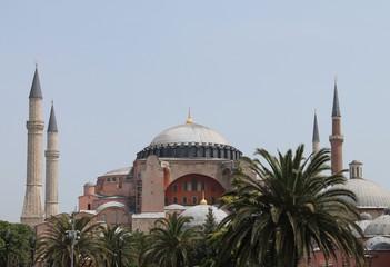 Museum Hagia Sophia,Istanbul,Turkey