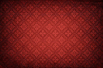 abstract red background pattern.