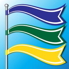 The Flag Banner