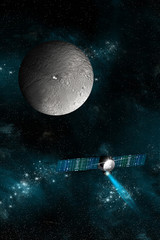 Fototapete - Ceres.v - Elements of this image furnished by NASA.