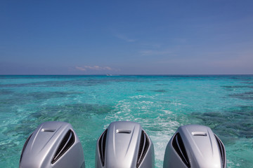 Speed Boat Engines