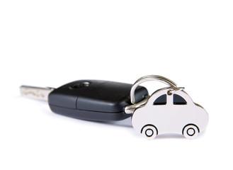 Autoschlüssel mit Anhänger