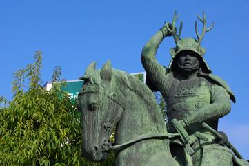真田幸村の銅像
