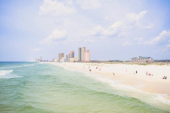 Orange Beach Coast