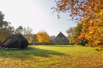 Charming old farmhouse and sheep barn