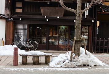 Takayama town details