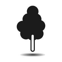 black tree flat