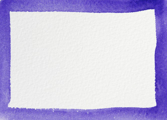 border watercolor background design