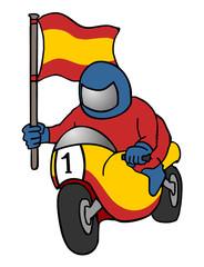 spanish motorcycle