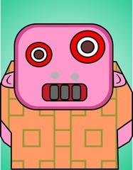 stupid robot