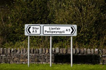 Longest Village Name: Llanfairpwllgwyngyll - Wales - UK