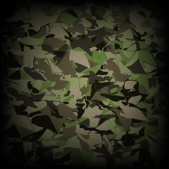 Camouflage military pattern  background. camouflage illustration