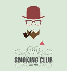 smoking club card