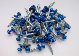Roofing screws.