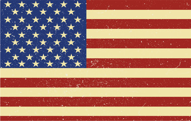 American Flag. Veterans. Independens.