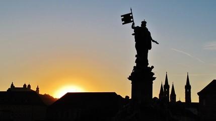 Frankoniabrunnen, Würzburg
