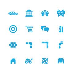 economy icons universal set