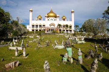 Kuching City Mosque - Malaysia