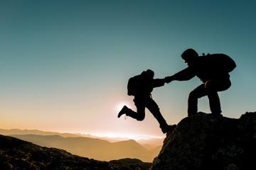 zorluklara rağmen zirveye ulaşmak