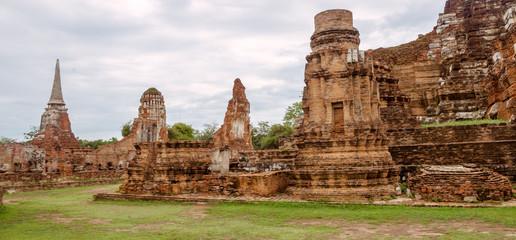 Buddhist ruins of Thailand