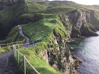 Cliffs, Knocksoghey, Northern Ireland, UK