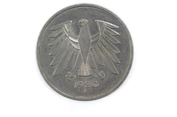 five reichspfennig
