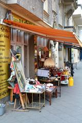 An- und Verkauf in der Innenstadt von Berlin