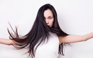 Девушка - азиатка