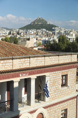 athens hill