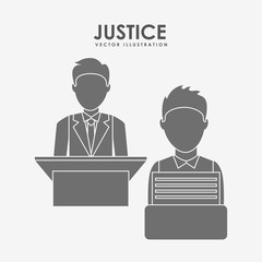 justice and law design