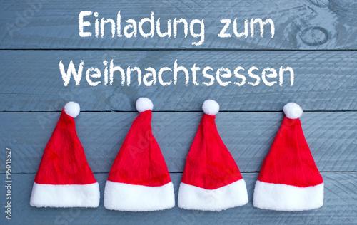 einladung zum weihnachtsessen, weihnachtsfeier, betriebsfeier, Einladung