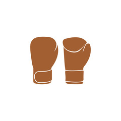 Icon  boxing gloves.