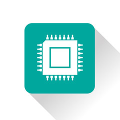 icon of microchip