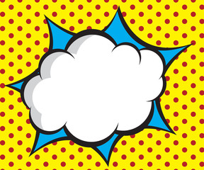 speech bubble pop art,comic book background