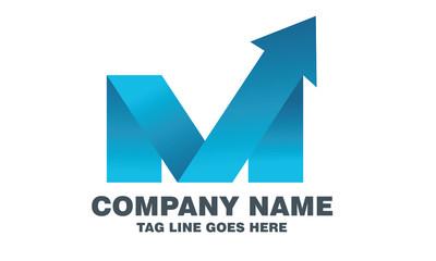 M Arrow Finance Logo