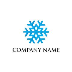 Ice Icon Logo