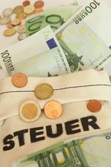 Geldsack Steuergelder
