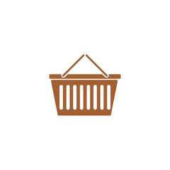 Icon shopping cart.