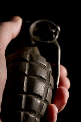 World War Two Hand Grenade