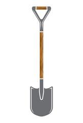 Spade vector illustration
