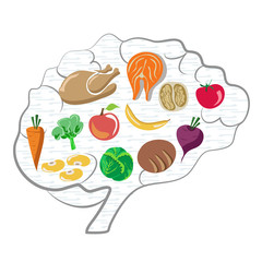 healthy foods for the brain