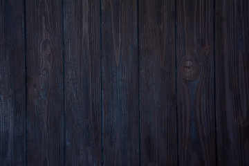 Dark blue wooden background