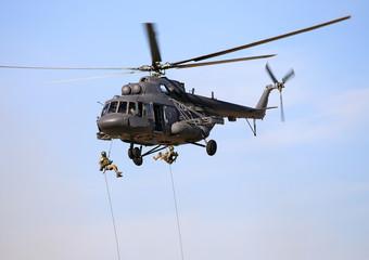 Landing operation